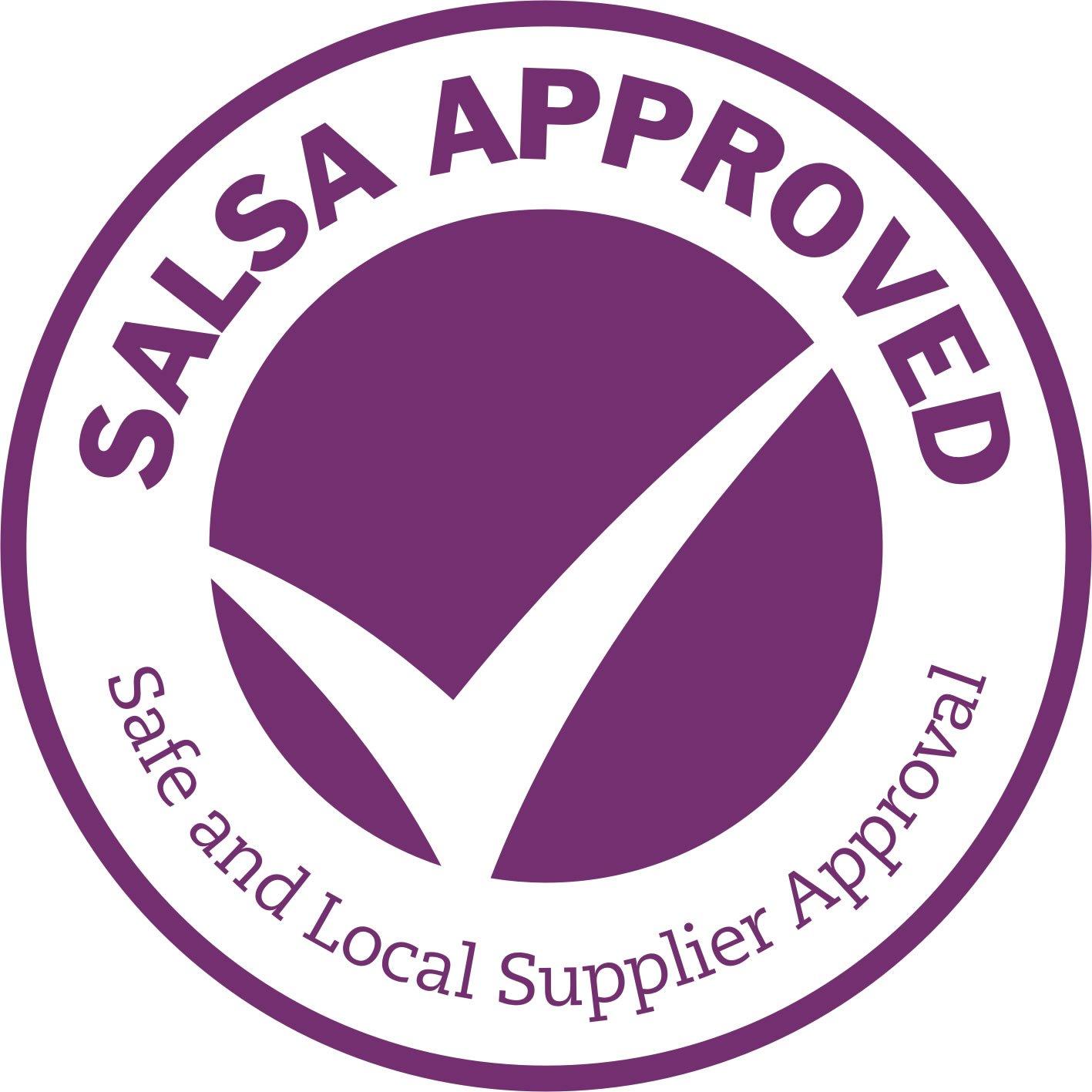 SALSA Accredited!