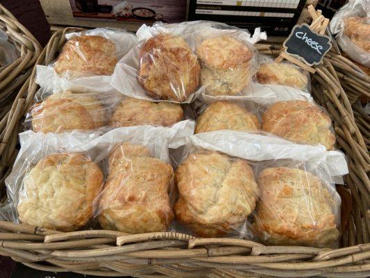 best-selling blackberry scones